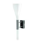 Lampa scienna kinkiet SLIM biały  LED