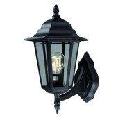 Lampa ścienna kinkiet ogrodowy Naima czarny IP23 100290 Markslojd