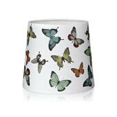 Abażur lampy stołowej BUTTERFLY 17cm motyle  Markslojd