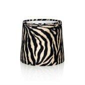 Lampa stołowa abażur ZEBRA 105455 markslojd zwierzecy wzór safari OD RĘKI
