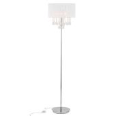 Lampa podłogowa Essence MFM9262/3P WH italux kryształ