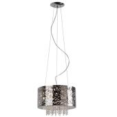 Lampa wisząca BELLA PENDANT 40cm kryształ ZumaLine