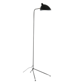 Lampa podłogowa DAVIS MLE3049/1 Italux czarna