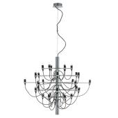 Lampa KELLY MDE604/30 wisząca  Italux chrom