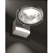 Lampa plafon CERES 111 plus biały mat Aquaform