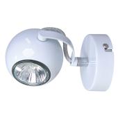 Lampa kinkiet LEA biały 1xGU10