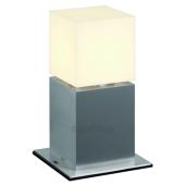 Lampa słupek 232236 spotline SQUARE POLE 30 IP44 alu akryl stojąca ogrodowa