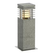 Lampa słupek 231410 spotline ARROCK GRANITE 40 IP44 stal nierdzewna granit stojąca ogrodowa