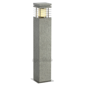 Lampa słupek 231411 spotline ARROCK GRANITE 70 IP44 stal nierdzewna granit stojąca ogrodowa