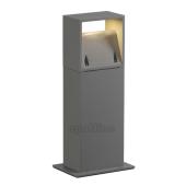 Lampa słupek 232114 spotline LOGS 40 IP44 srebrnoszara stojąca ogrodowa