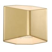 Lampa 151713 spotline CARISO 2 LED mosiądz kinkiet ścienna