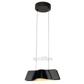 Lampa 147830 spotline WAVE wisząca czarna sufitowa metalowa oprawa zwis