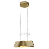 Lampa 147833 spotline WAVE wisząca mosiądz sufitowa metalowa oprawa zwis