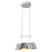 Lampa 147836 spotline WAVE wisząca aluminium sufitowa metalowa oprawa zwis