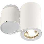 Lampa 151821 spotline ENOLA B SPOT 1 biała scienna sufitowa