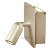 Lampa 155103 spotline NAPIA LED szampan kinkiet ścienna spot oprawa