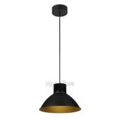 Lampa 165610 spotline PENTULI LED czarna sufitowa wisząca zwis