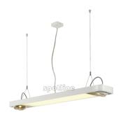 Lampa 159101 spotline AIXLIGHT R2 OFFICE T5 39W biała sufitowa wisząca