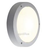 Lampa 230404 spotline DRAGAN IP44 srebrnoszary plafon ogrodowa zewnętrzna