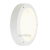 Lampa 230401 spotline DRAGAN IP44 biały plafon ogrodowa zewnętrzna