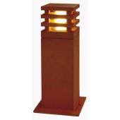 Lampa 233427 spotline RUSTY 40 LED IP55 stal rdza stojąca słupek ogrodowa zewnętrzna