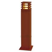 Lampa 233437 spotline  RUSTY 70 LED IP55 stal rdza stojąca słupek ogrodowa zewnętrzna