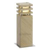Lampa 231400 spotline ARROCK SAND 40 IP44 piaskowiec stojąca słupek ogrodowa zewnętrzna