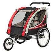 Przyczepka rowerowa max 45kg do joggingu wózek