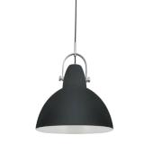 Lampa żyrandol CANDE czarny 38cm