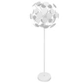 Lampa podłogowa DOTS biały 56cm 164cm