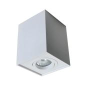 Lampa plafon QUADRO biały punktowy spot
