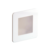 Oświetlenie schodowe LED Diora podtynkowe białe