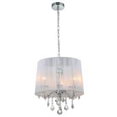 Lampa wisząca CORNELIA 43cm kryształ MDM-2572/3 W Italux