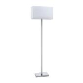 Lampa podłogowa SAVOY 106559 Chrom/Biały Markslojd