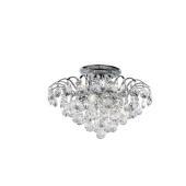 Lampa kryształ plafon Firenza italux
