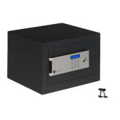 Sejf elektroniczny ALBERT 25x30x35cm format dokumentów A4 stalowy