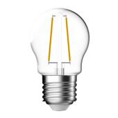 Żarówka kulista LED E27 1,9 W 250 lm