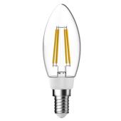 Żarówka świecowa LED z funkcją ściemniania E14 3,6 W 470 lm
