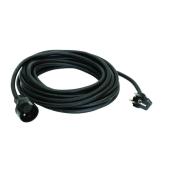 Przedłużacz jednogniazdowy IP20 prąd znamionowy 16A 20m przewodu