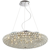 Lampa wisząca SANTO 65cm MA04995CA-012 Italux