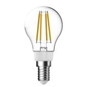 Żarówka kulista LED z funkcją ściemniania E14 3,6 W 470 lm