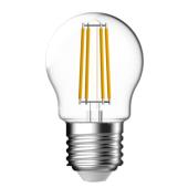 Żarówka kulista LED z funkcją ściemniania E27 3,6 W 470 lm