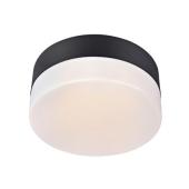 Lampa plafon DEMAN LED 106573 Czarny/Biały IP44 Markslojd