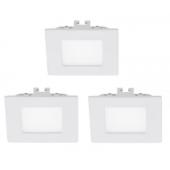 Lampa wpuszczana FUEVA 1 94054 biała