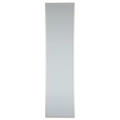 Lustro LUNA 120X30cm biała rama