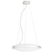 Lampa R10633 spotline MEDEA szkło satynowe chrom sufitowa wisząca