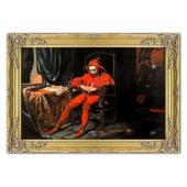 Kopia 75x105cm JAN MATEJKO ręcznie malowana na płótnie