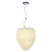 Lampa wisząca HUDSON 41cm kryształ MD14066902-7A Italux