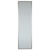 Lustro NEVILL 120X30cm srebrna rama