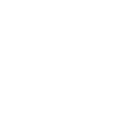 Lampion VICKY 18,5 cm biała